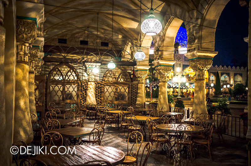 Arabian Coast - Casbah Food Court 12