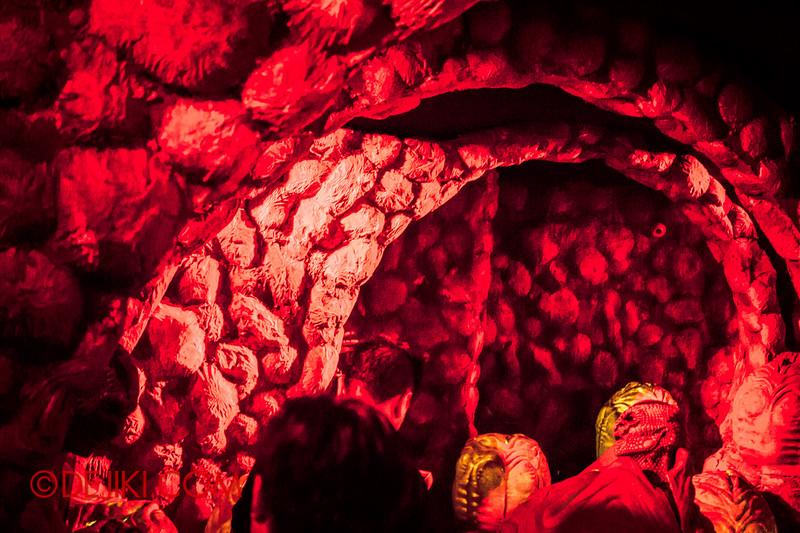 Halloween Horror Nights 4 - The L.A.B Laboratory of Alien Breeding - The Egg Chamber