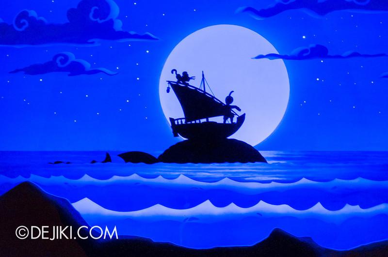 Sindbad's Storybook Voyage - Whale