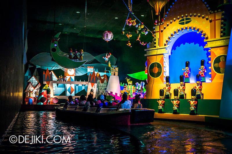 it's a small world - the ride 3