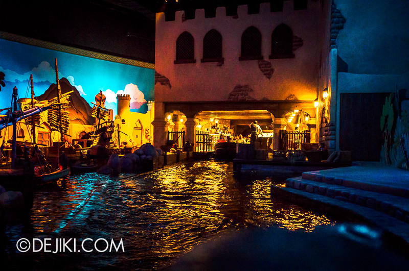 Sindbad's Storybook Voyage - The River
