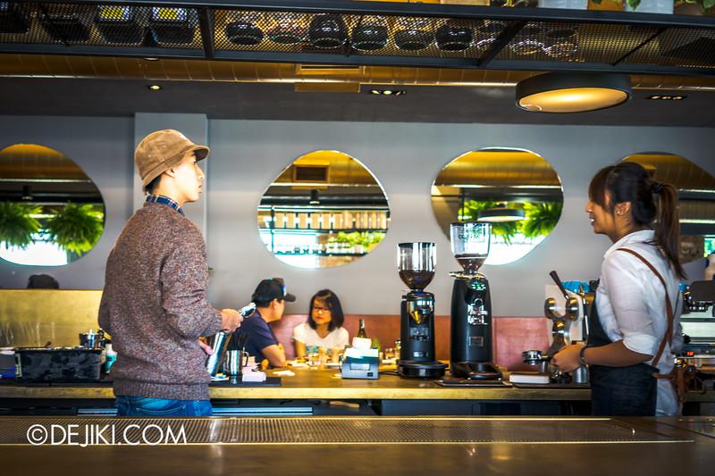 Paddy Hills cafe - coffee bar