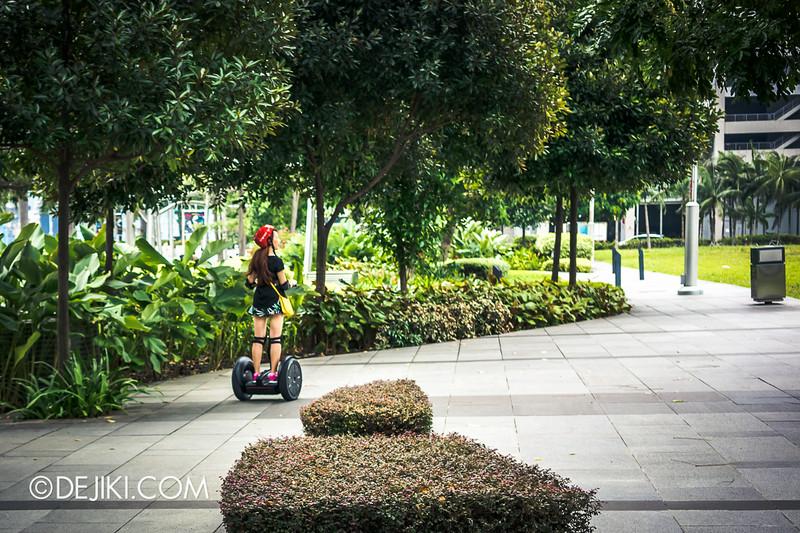 Marina Bay Segway Tours  - 9