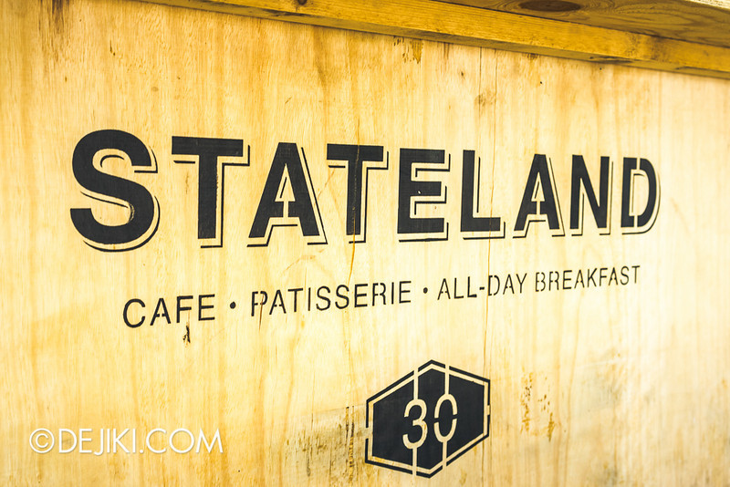 Stateland Cafe 7