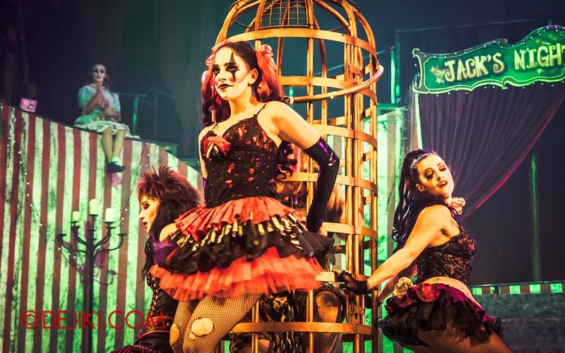 Halloween Horror Nights 4 - Jack's Nightmare Circus - Revealing the Animal 16:10