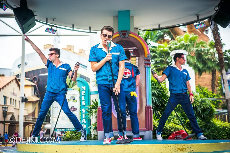 Universal Studios Singapore - Park Update August 2014 - The Cruisers at USS 4