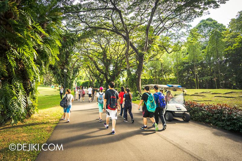 The Istana, Singapore - Istana grounds 2