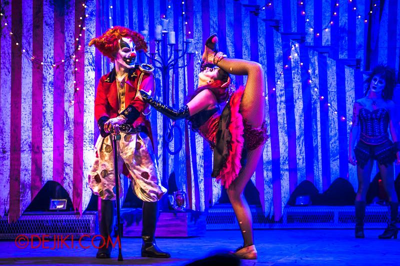 Halloween Horror Nights 4 - Jack's Nightmare Circus - Flexible