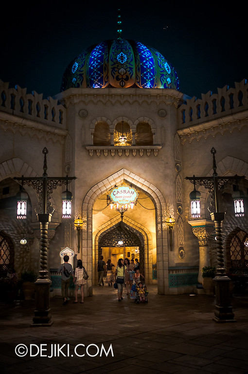 Arabian Coast - Casbah Food Court 14