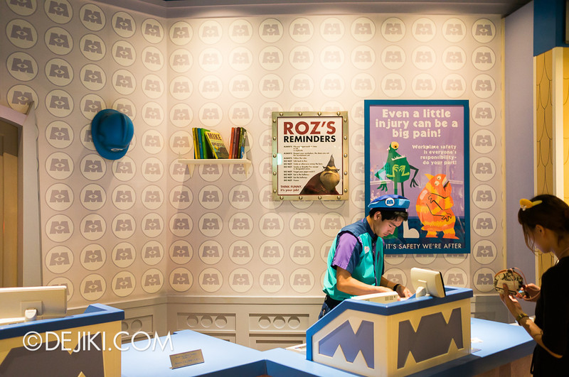 Monsters, Inc. Company Store R