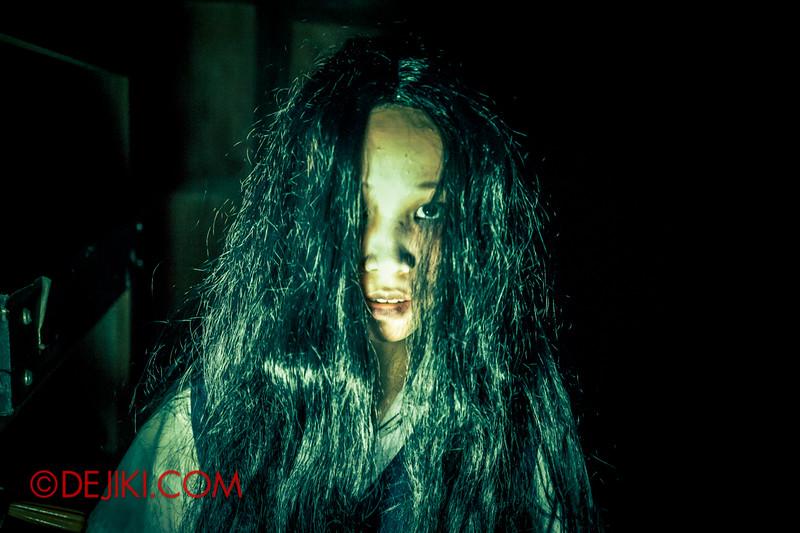 Halloween Horror Nights 4 - Jing's Revenge haunted house