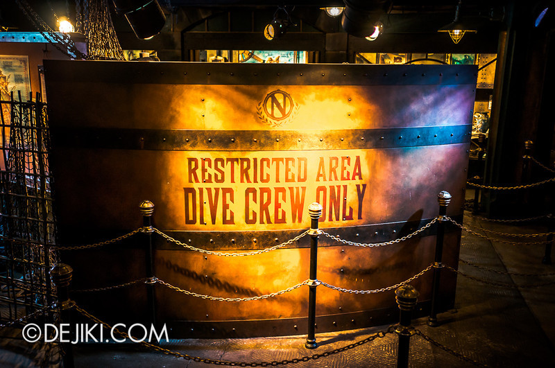 Mysterious Island - 20,000 Leagues Under The Sea / Queue Overflow 2