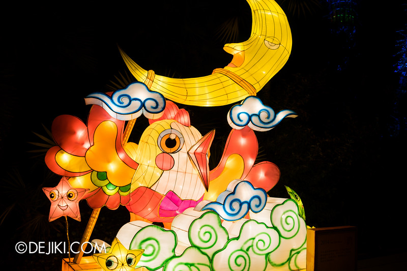 Gardens by the Bay - Mid-Autumn Festival at the Gardens 2014 - Chinese Zodiac 2