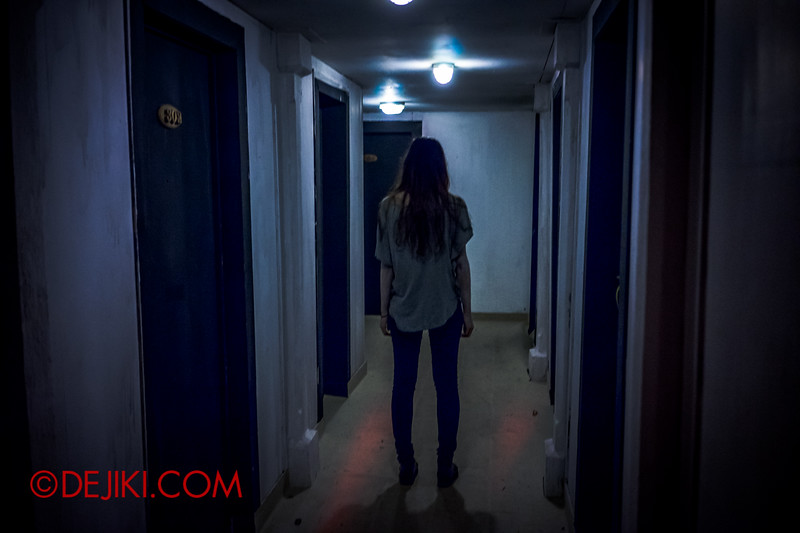 Sentosa Spooktacular 2014 - COUNTDOWN Haunted House / apartments
