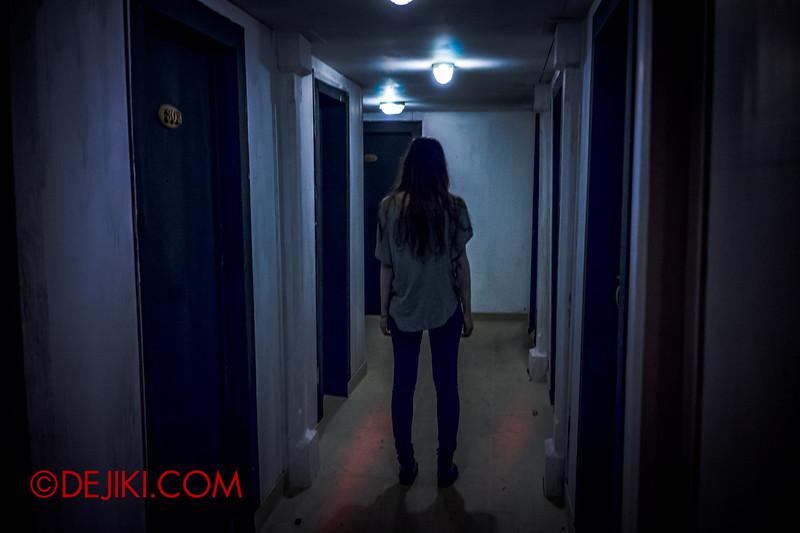 Sentosa Spooktacular 2014 - COUNTDOWN Haunted House / apartments