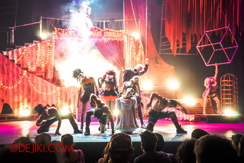 Halloween Horror Nights 4 - Jack's Nightmare Circus - Grand Finale 7