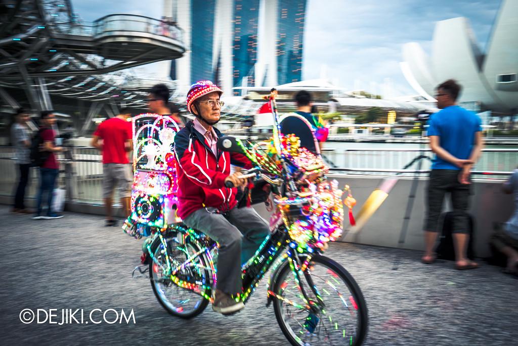 i Light Marina Bay 2016 - LED Cycle Uncle