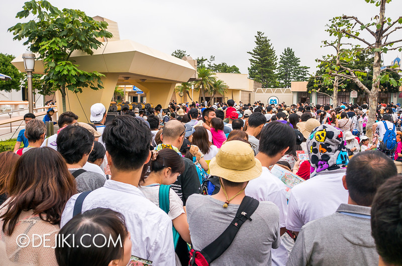 Monsters, Inc. Ride & Go Seek Fastpass Ticketing Madness