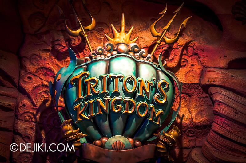 Mermaid Lagoon - Triton's Kingdom