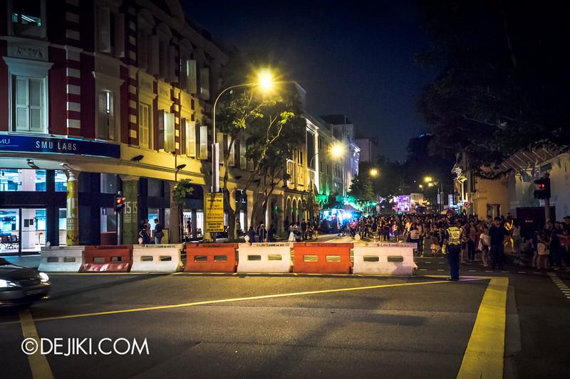 Singapore Night Festival 2015 - Armenian Street zone