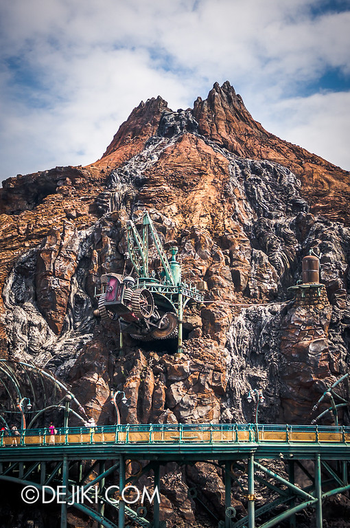 Mysterious Island - Mount Prometheus
