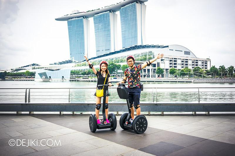 Marina Bay Segway Tours  - 5