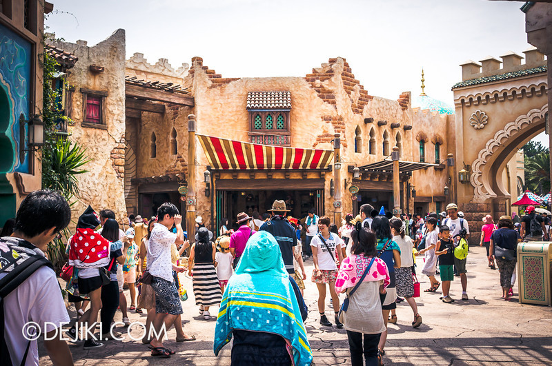 Arabian Coast - Streets 3