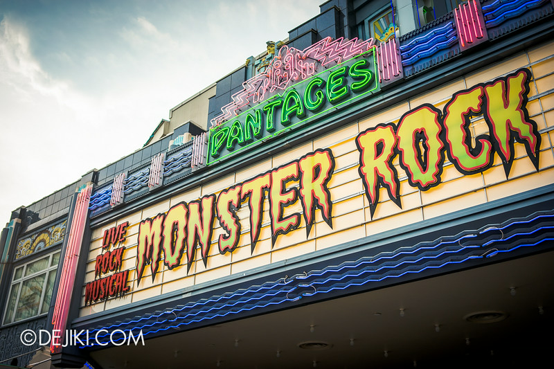 Monster Rock - Pantages Hollywood Theatre 2