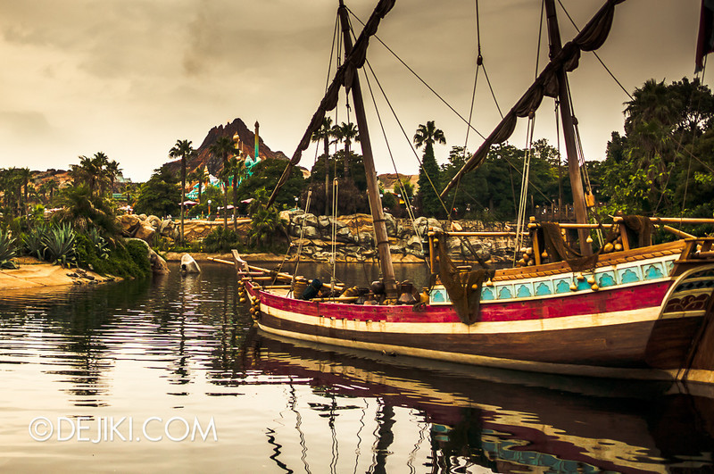Arabian Coast - Sunset