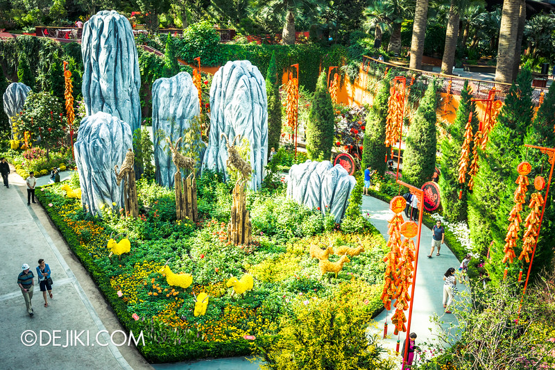 Gardens by the Bay - Lunar New Year 2015 - Asian Tales 1
