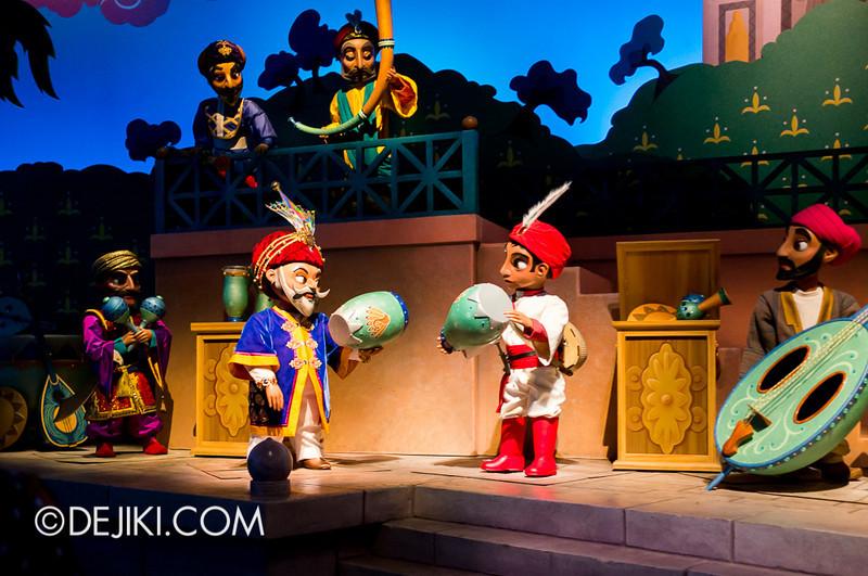 Sindbad's Storybook Voyage - Sultan