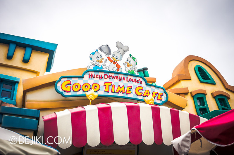 ToonTown - Huey, Dewey and Louie's Good Time Cafe 2