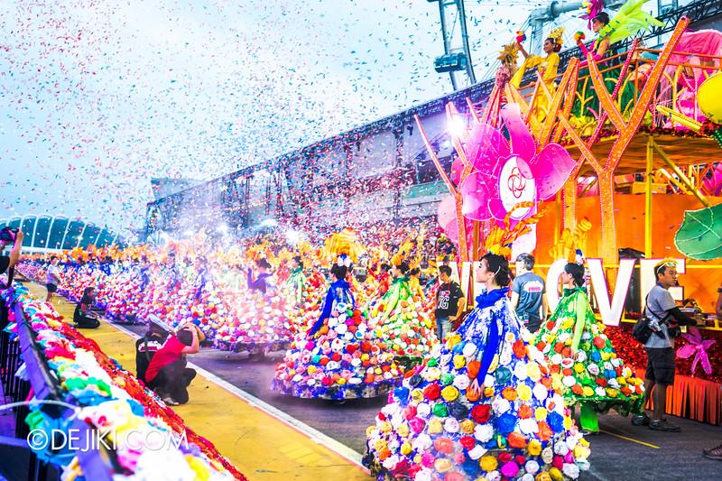 Chingay 2015 - Parade  4