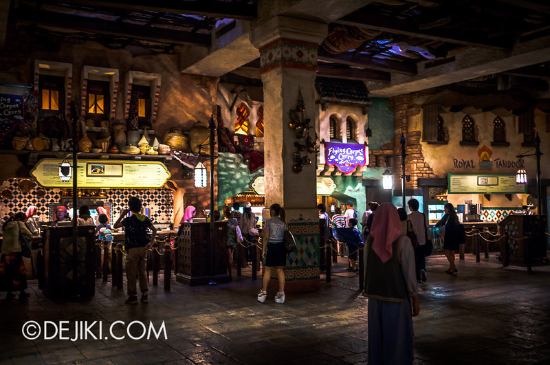Arabian Coast - Casbah Food Court 7