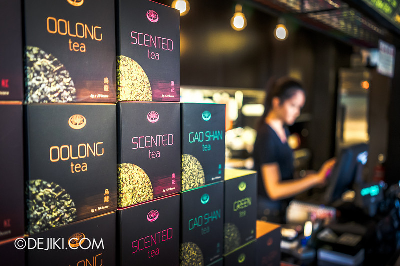Tiferet Tea Room 6 - Tea Boxes