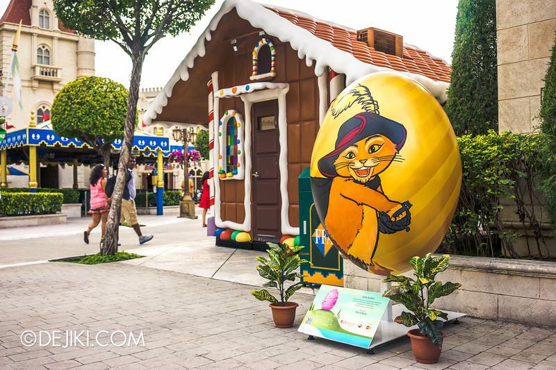 Universal Studios Singapore - Easter Egg 2