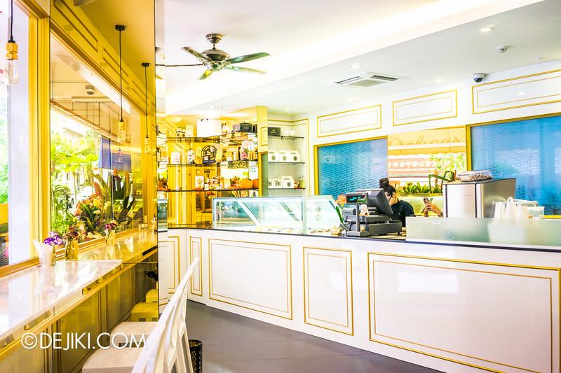 Les Délices - Store overview
