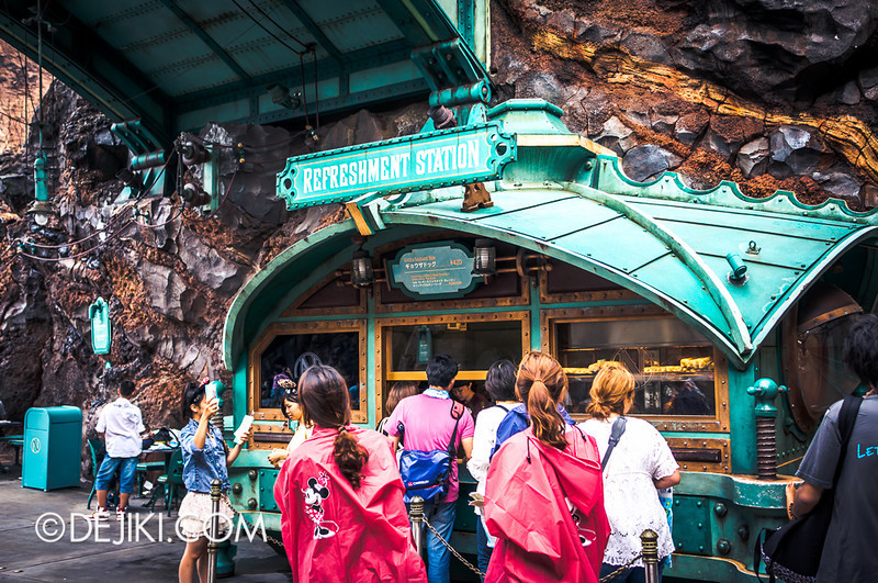 Mysterious Island - The World Famous Refreshment Station 2
