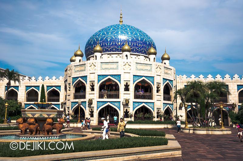 Arabian Coast - Caravan Carousel
