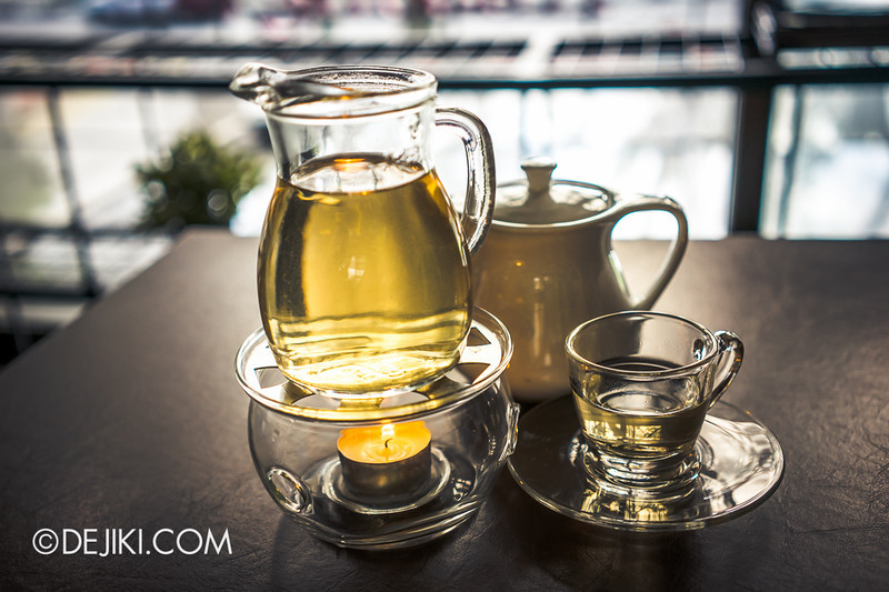 Tiferet Tea Room - Scented Tea / Peony