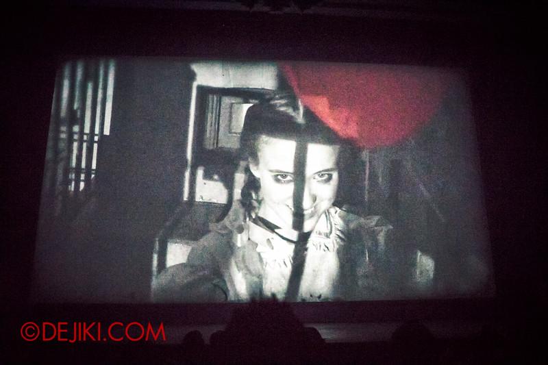 Halloween Horror Nights 4 - Jack's Nightmare Circus - The intro