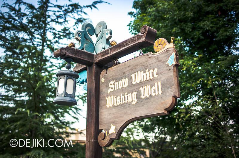 Snow White Wishing Well 2