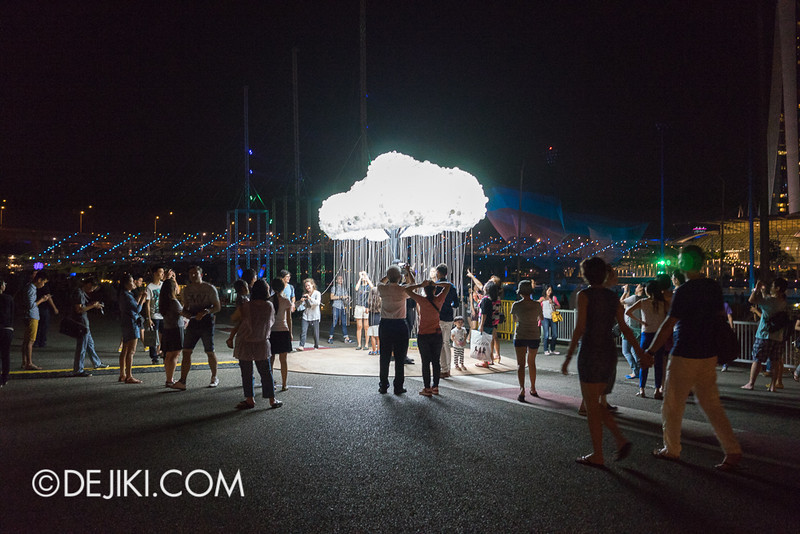 i Light Marina Bay 2014 - Cloud 5