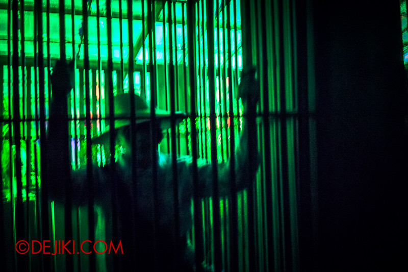 Sentosa Spooktacular 2014 - ALONE Haunted House / Garden of Evil