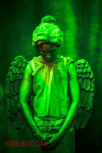 Sentosa Spooktacular 2014 - ALONE Haunted House / Garden of Evil
