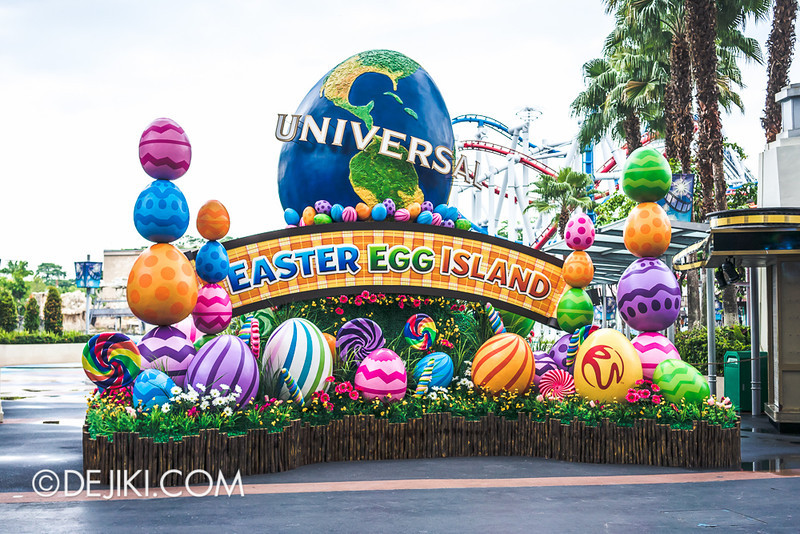USS Easter Egg Island - Grand Marquee
