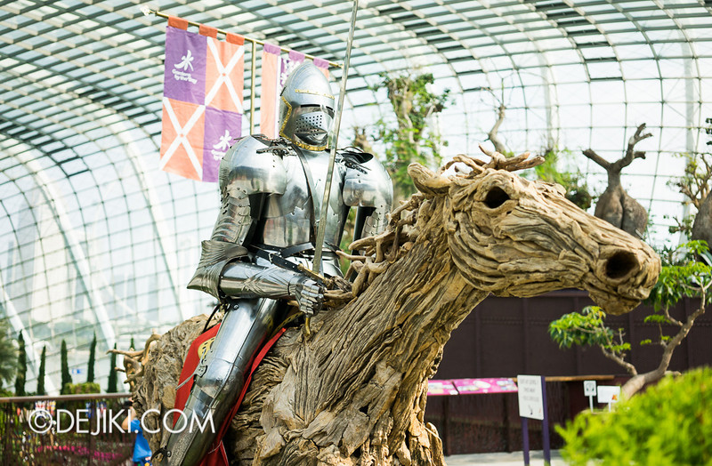 Gardens by the Bay - War of the Roses / Knight 2