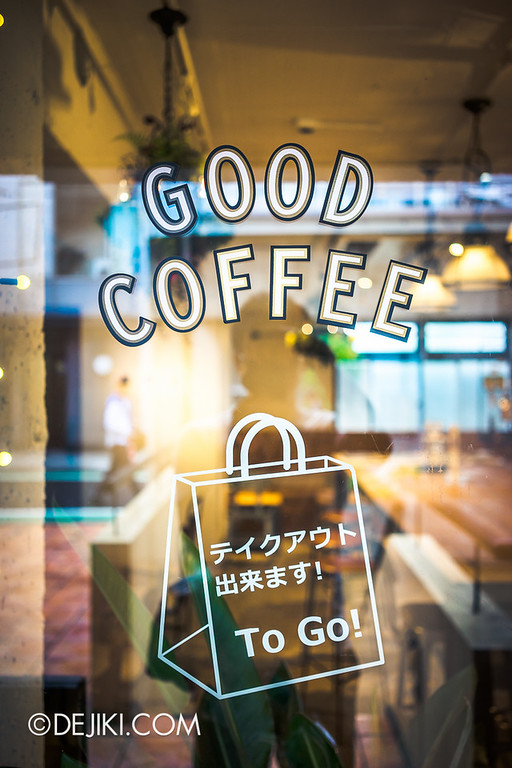 LATTEST OMOTESANDO Espresso Bar 6 - Good Coffee Window