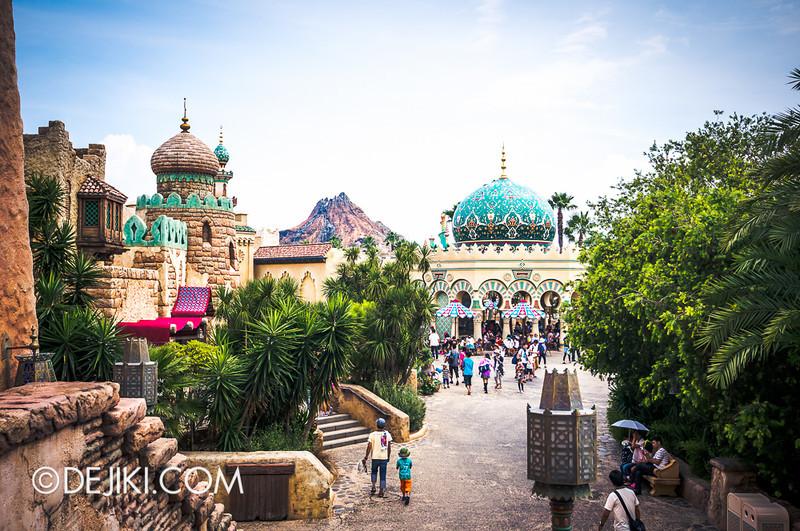 Arabian Coast - Streets 5