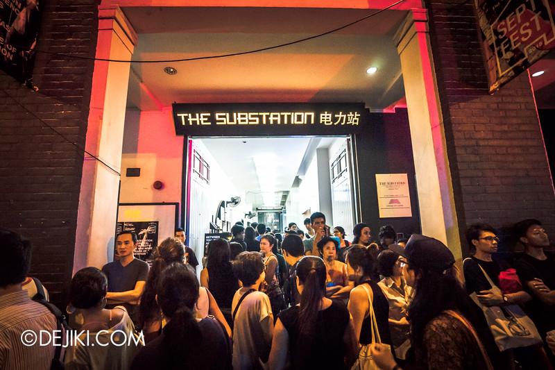 Singapore Night Festival 2015 - The Substation